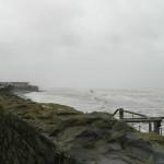 Stormy High Tide, 09 Feb 2014