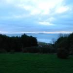 Pendine, Nearing Sunset, 10 Feb 2014